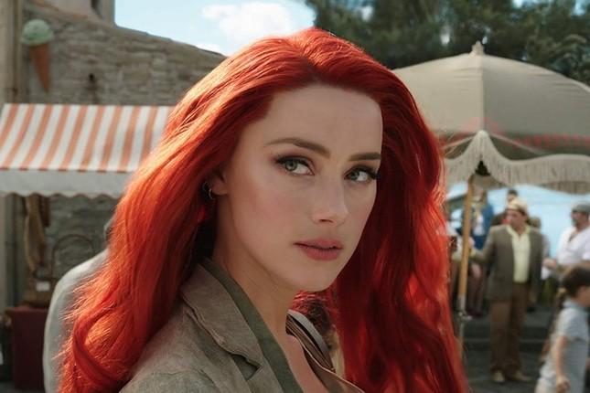 Bị tẩy chay kịch liệt, vợ cũ Johnny Depp xác nhận vẫn tham gia Aquaman 2 ảnh 2