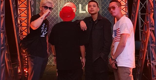 Dàn sao đình đám khoe trang phục 'cực chất' tại Đêm Chung kết Rap Việt ảnh 3