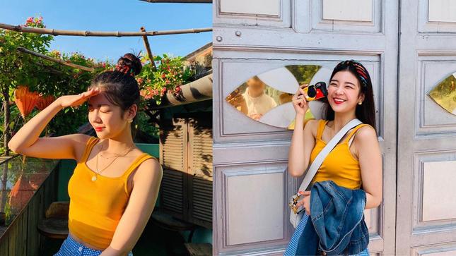 Nữ thần tượng KPop khoe bộ ảnh du lịch tại Đà Nẵng khiến fan Việt thích thú ảnh 1