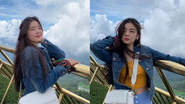 Nữ thần tượng KPop khoe bộ ảnh du lịch tại Đà Nẵng khiến fan Việt thích thú ảnh 2