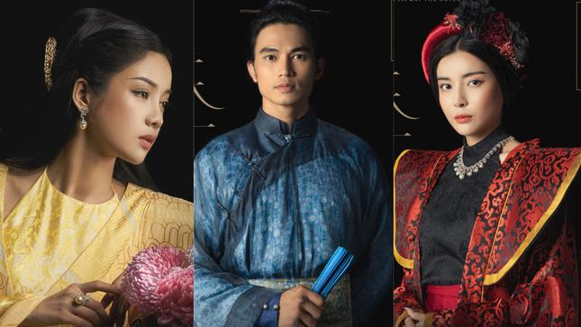 Nam vương người Mỹ gốc Việt vào vai Thúc Sinh phim 'Kiều' ảnh 6