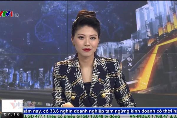 BTV Ngọc Trinh tái xuất sau thời gian vắng bóng trên sóng VTV ảnh 2