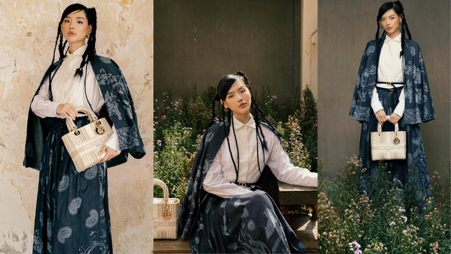 Hiền Thục trẻ trung như gái đôi mươi, Khánh Linh gây sốt với mái tóc 'Tiểu Yến Tử' ảnh 4