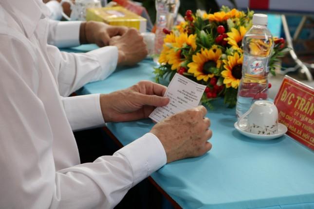 Phó Chủ tịch Thường trực Quốc hội Trần Thanh Mẫn bỏ phiếu tại Cần Thơ ảnh 2