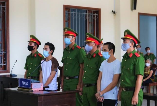 Kẻ đâm thiếu tá công an tử vong bị tuyên tử hình ảnh 1