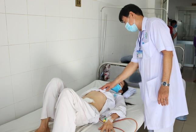 Mổ sỏi bàng quang tá hỏa phát hiện vòng tránh thai đặt 10 năm bị 'lạc trôi' ảnh 3