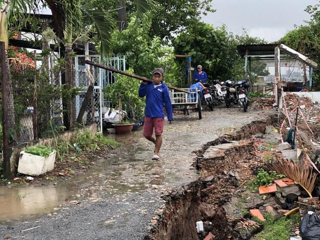 Sông Cần Thơ không ngừng sạt lở, dân bỏ nhà tìm chỗ ở đậu ảnh 8