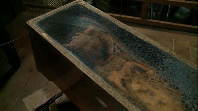 Bí ẩn xác chết 50 năm không phân hủy ở An Giang ảnh 2