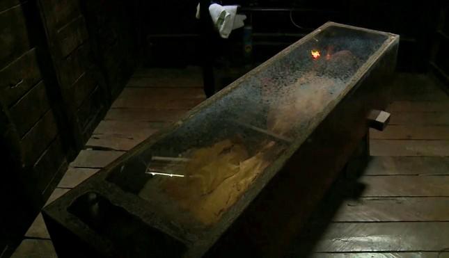 Bí ẩn xác chết 50 năm không phân hủy ở An Giang ảnh 3