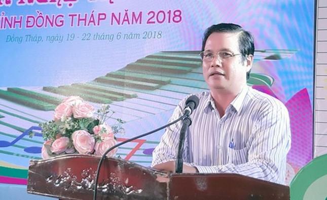 Truy tố Phó Giám đốc Sở Văn hóa, Thể thao & Du lịch Đồng Tháp ảnh 1