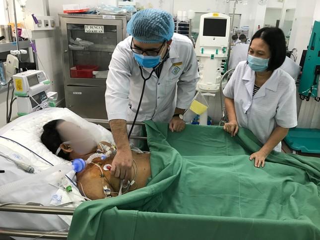 Cứu bác sĩ '10 phần chết' sau khi tim ngừng đập 1,5 giờ ảnh 2