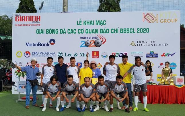 Báo Tiền Phong khởi đầu thắng lợi tại vòng loại Press Cup 2020 phía Bắc ảnh 8