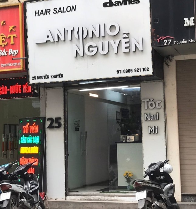 Cận cảnh phòng gym, hàng tóc 'cửa đóng' sau lệnh cấm của Chủ tịch Hà Nội ảnh 6