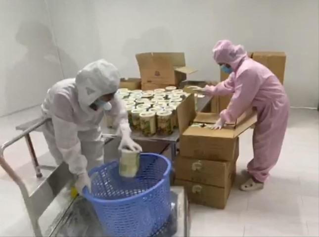 Sữa bột dinh dưỡng 'Hồng sâm Ngọc Linh' chất lượng ra sao? ảnh 3