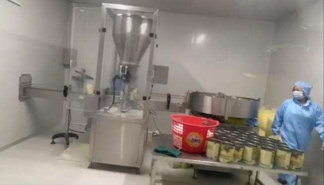 Sữa bột dinh dưỡng 'Hồng sâm Ngọc Linh' chất lượng ra sao? ảnh 2