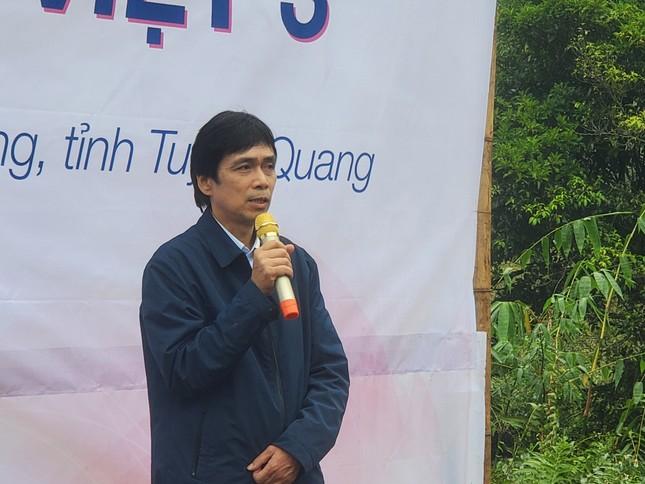 Khánh thành cầu 'Vì tầm vóc Việt': Cầu đẹp, cách làm độc đáo ảnh 7