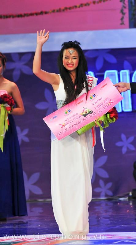 Miss Teen 2010 xướng tên Diễm Trang ảnh 3