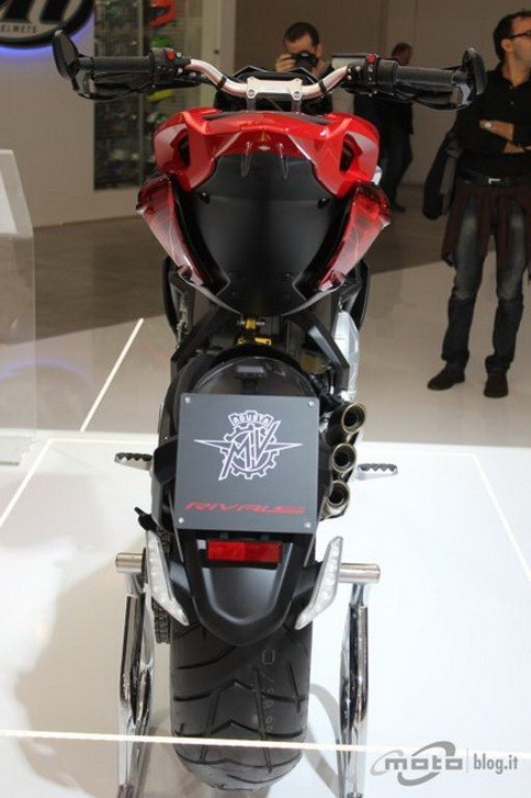 Chiêm ngưỡng motor đẹp nhất EICMA 2012 ảnh 6
