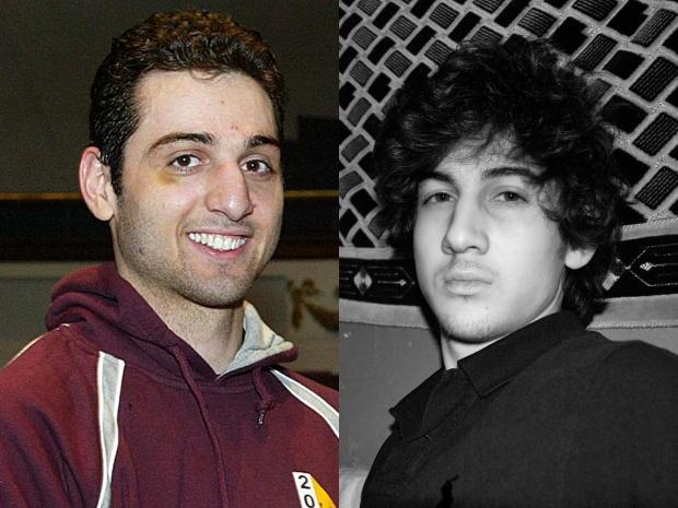 Hai nghi phạm đánh bom Boston