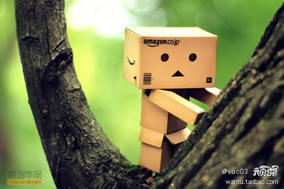 Thế giới cảm xúc của robot Danbo ảnh 13