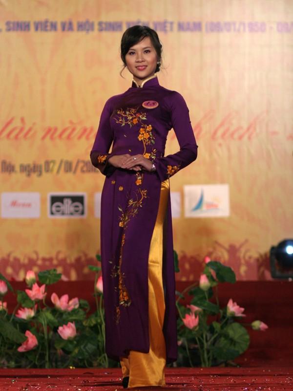 Á khôi Thiên Trang