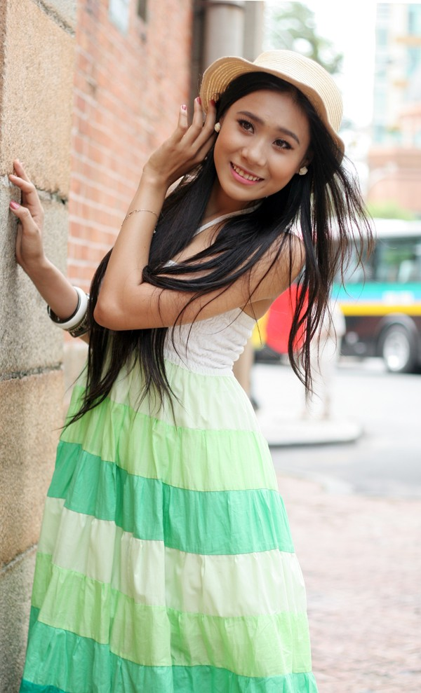 Miss Teen Bích Trâm nghị lực và say mê diễn ảnh 3