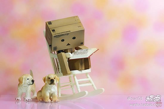 Thế giới cảm xúc của robot Danbo ảnh 15