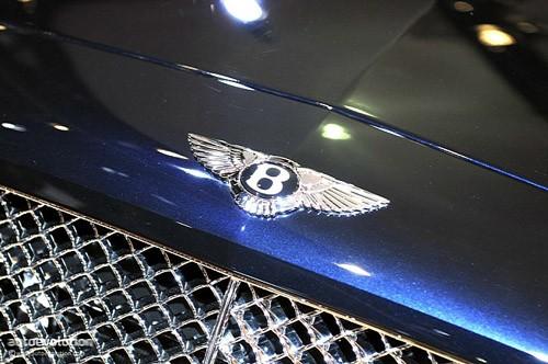 """Bentley mang """"hàng hiệu"""" tới triển lãm Detroit ảnh 3"""