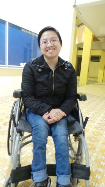 Phạm Thị Hương là sinh viên xuất sắc Học viện Tài chính