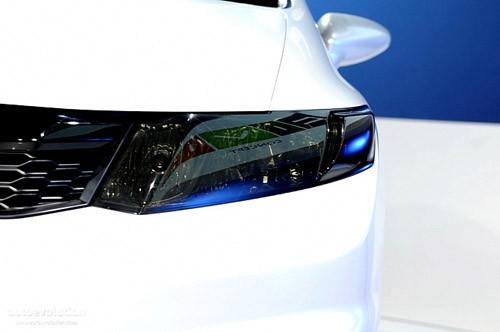 Honda Civic Concept - đổi mới toàn diện ảnh 13
