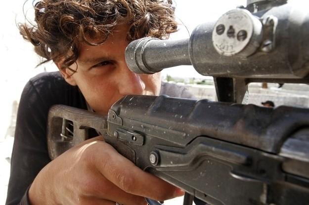 Trở thành những tay súng bắn tỉa