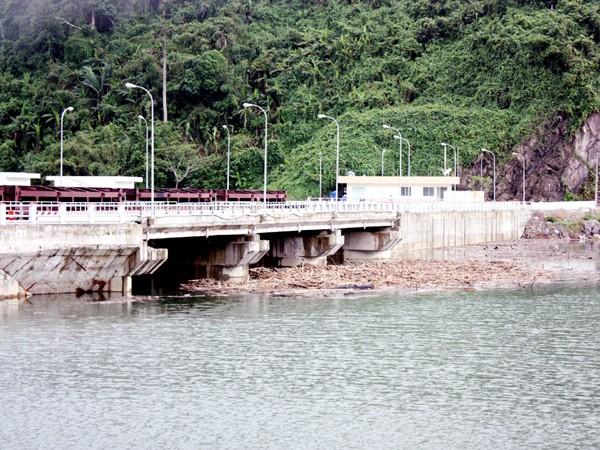 Hồ đập thủy điện A Vương Ảnh: Nam Cường