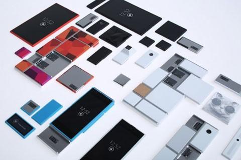 Motorola nghiên cứu điện thoại 'xếp hình' ảnh 1