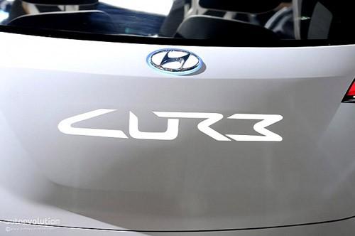 Hyundai Curb Concept – Khái niệm mới cho crossover ảnh 7