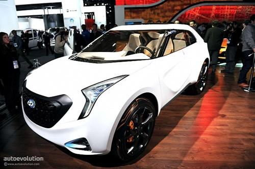 Hyundai Curb Concept – Khái niệm mới cho crossover ảnh 17
