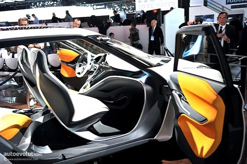 Hyundai Curb Concept – Khái niệm mới cho crossover ảnh 15