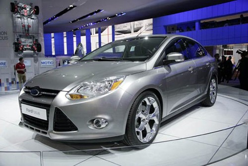 Ford Focus mới..