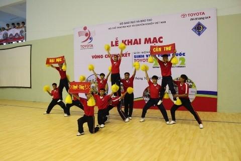 Giải bóng chuyền SVTQ 2012: Anh tài tụ họp tại vòng tứ kết ảnh 4