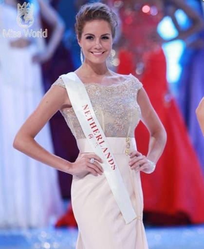 Ngắm các thí sinh tại đêm Chung kết Miss World 2010 - Phần 2 ảnh 1