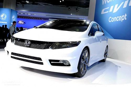Honda Civic Concept - đổi mới toàn diện ảnh 1