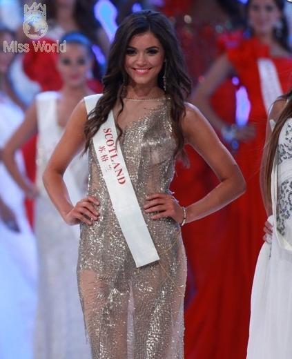 Ngắm các thí sinh tại đêm Chung kết Miss World 2010 - Phần 2 ảnh 7