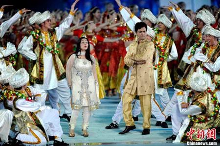 Bài hát Jai Ho từng đoạt giải Oscar trong phim