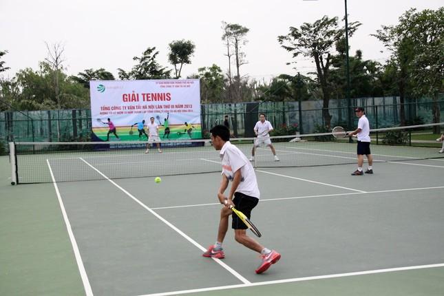 Sôi động giải tennis Transerco lần thứ III ảnh 19