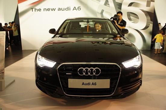 Chính thức khai mạc triển lãm Auto Expo 2011 ảnh 4