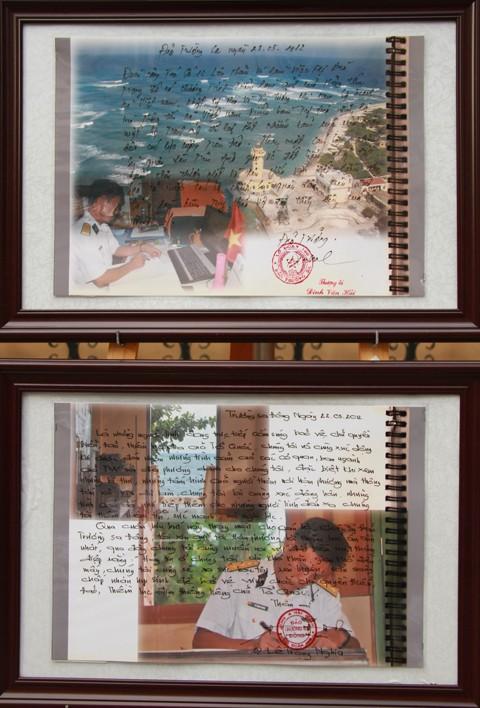 Biển đảo quê hương 'hội tụ' về Hà Nội ảnh 21