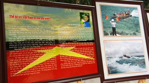 Biển đảo quê hương 'hội tụ' về Hà Nội ảnh 18