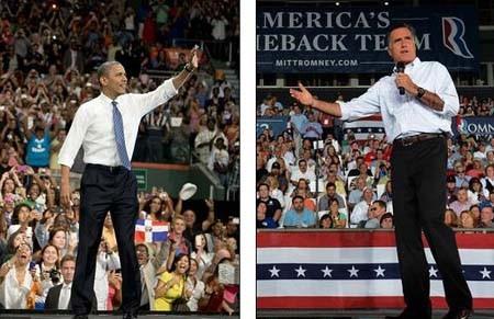Hai ứng viên tổng thống Mỹ đã quyên được 928,638 triệu USD trong chiến dịch tranh cử