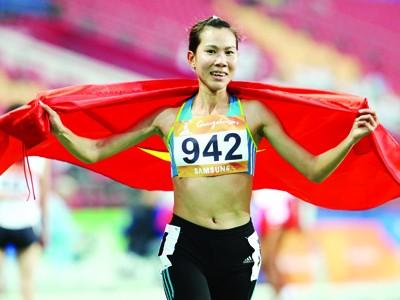 Trương Thanh Hằng có ưu thế lớn trong cuộc đua tới danh hiệu VĐV tiêu biểu năm 2010