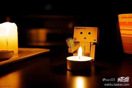 Thế giới cảm xúc của robot Danbo ảnh 6