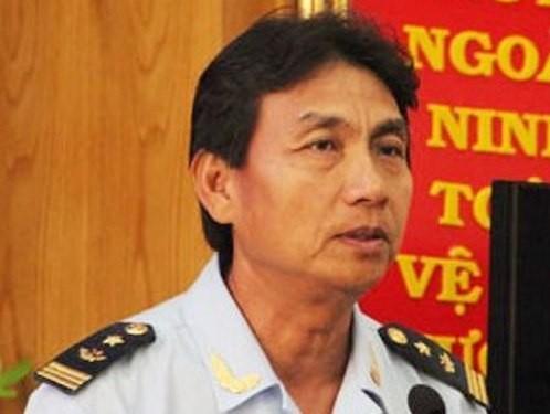 ông Trần Mã Thông, Phó cục trưởng Cục Hải quan TP.HCM